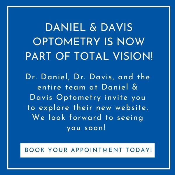Daniel&Davis is now part of Total Vision!